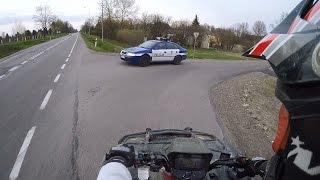 Download Suzuki Kingquad 700 4x4 Fast police getaway Video