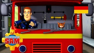Download Feuerwehrmann Sam Deutsch Neue Folgen | Alarm am Strand - 1 Stunde Marathon 🚒 Kinderfilme Video