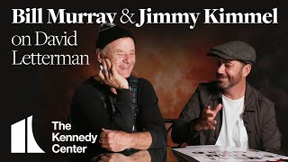 Download Jimmy Kimmel and Bill Murray on David Letterman's Specialness Video