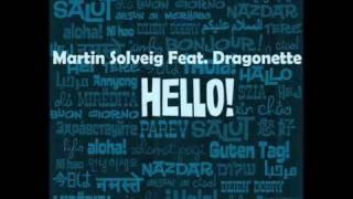 Download Martin Solveig Feat. Dragonette - Hello (Original Mix) + Lyrics (Subtitles) Video