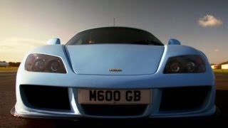 Download Noble M600 Track Test | Top Gear Video