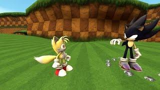 Download Dark Super Sonic vs. Super Tails [SFM] Video