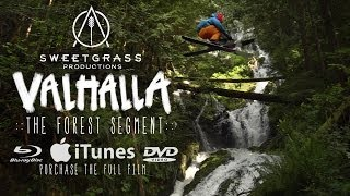 Download CRAZY Skiing With no Snow!!! From Sweetgrass Productions Valhalla Video