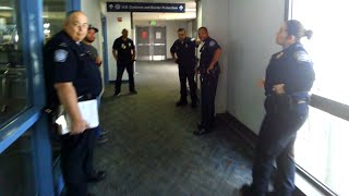 Download 2. Airport security don't mess around! (Life through Google Glass) Video