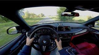 Download POV Drive: 2015 BMW X5 M F85 Video