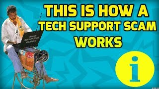 Download How Does A Tech Support Scam Work? Video