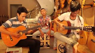 Download Liên khúc Guitar Canon -Proud Of You- Anh Video