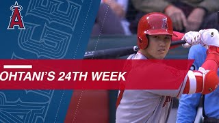 Download Best of Shohei Ohtani's 24th week of 2018 Video