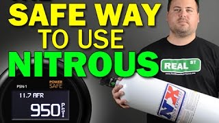 Download How to use Nitrous without BLOWING up your engine Innovate PSN-1 PSN1 3893 - Real Street Performance Video