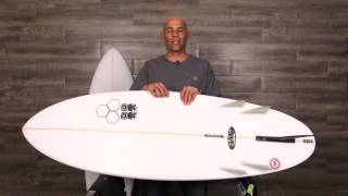 Download Channel Islands ″Biscuit Bonzer″ Surfboard review by Noel Salas Ep 22 Video