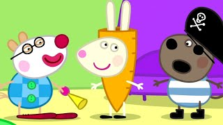 Download Peppa Pig English Episodes | Peppa Pig Pretend Play Dress Up | Halloween | Peppa Pig Official Video