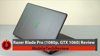 Download Razer Blade Pro 1080p GTX 1060 Gaming Laptop Review Video