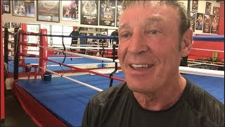 Download JOSEPH PARKER TRAINER KEVIN BARRY REACTS TO DEONTAY WILDER BRUTAL KO WIN OVER LUIS 'KING KONG' ORTIZ Video