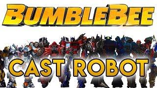 Download Bumblebee - Cast Robot #3 Video