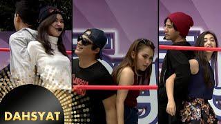 Download Di Games Tongkat Cinta, Adjie & Ayu Malu Gandengan Tangan [Dahsyat] [13 Jan 2016] Video