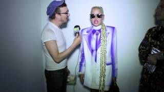 Download Brooke Candy Interview - 55tv Video