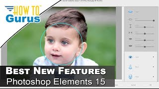 Download How to Use Adobe Photoshop Elements 15 Best 3 New Features Review and Tutorial Video