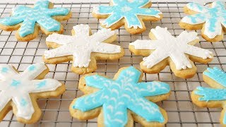 Download Sugar Cookies Recipe Demonstration - Joyofbaking Video
