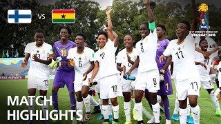 Download Finland v Ghana - FIFA U-17 Women's World Cup 2018™ - Group A Video