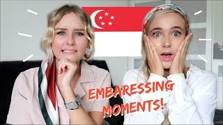 Download DUMB MOMENTS AS FOREIGNERS LIVING IN SINGAPORE! Video
