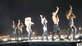 Download Britney Spears live in Tel Aviv - Work Bitch + Womanizer + Break the ice + Piece of me Video