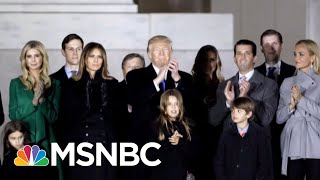 Download NYT Reveals President Donald Trump's Elaborate Tax Con | The Beat With Ari Melber | MSNBC Video