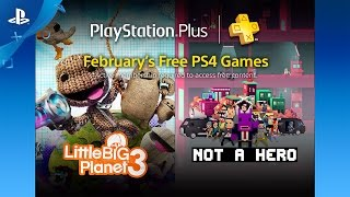 Download PlayStation Plus Free PS4 Games Lineup February 2017 Video
