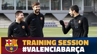 Download First workout to prepare for trip to Valencia Video