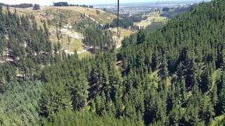 Download Christchurch Adventure Park zipline 4 Video