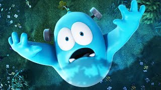 Download Funny Animated Cartoon | Spookiz | Frankie Is Scared | 스푸키즈 | Kids Cartoons | Videos for Kids Video