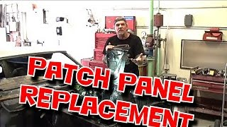 Download RUST REPAIR-Patch Panel Replacement-MADE EASY Video