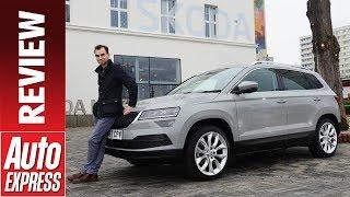 Download New Skoda Karoq road trip - 1,500 miles, five countries, one brilliant SUV Video