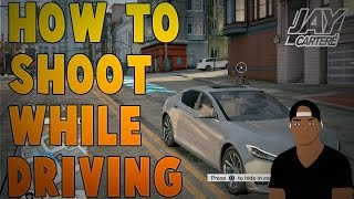 Download Watch Dogs 2 PS4 Tips - How To Shoot While Driving Video