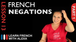 Download Simple Negations - part 1 (French Essentials Lesson 13) Video