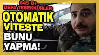 Download OTOMATİK VİTES'TE BUNU YAPMA !! Video