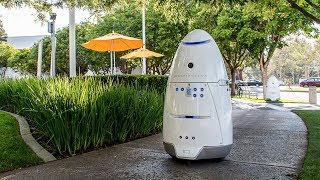 Download Robots Hassling Homeless People Video