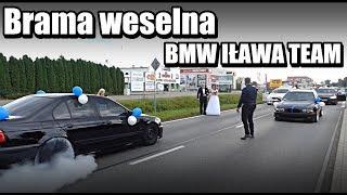 Download Brama weselna BMW Iława Team - Niespodzianka dla nowożeńców ! Video