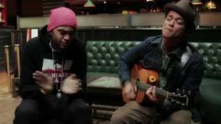 Download Travie McCoy: Billionaire ft. Bruno Mars (LIVE ACOUSTIC) Video