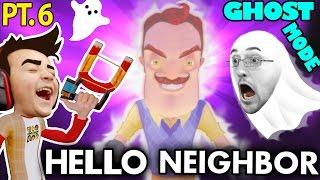 Download HELLO NEIGHBOR GHOST MODE Mod! Alpha 1 & 2 Tips & Tricks (FGTEEV Alpha 3 Next!) Video