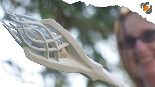 Download HOW TO 3D Print a Collapsible Gandalf Staff Video