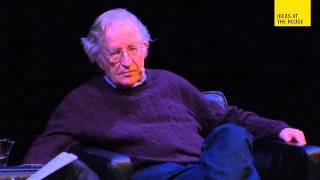 Download Noam Chomsky - Problems of Knowledge & Freedom (Ideas at the House) Video