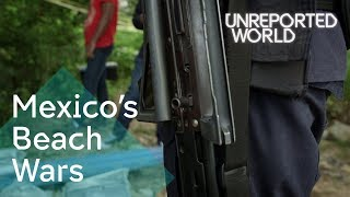 Download Mexican cartels threatening tourism in Cancun | Unreported World Video