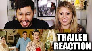 Download HAPPY BHAG JAYEGI Trailer Reaction by Jaby & Elizabeth Jayne! Video