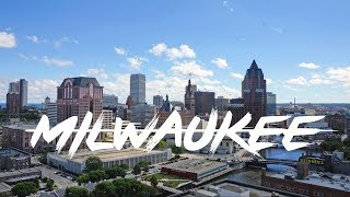 Download Milwaukee Wisconsin 4K Drone Video Video