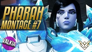 Download Pharah Gameplay Highlights #7 [ Sextuple Kills, Insane shots & Directors Cut Ending ] || Valkia Video