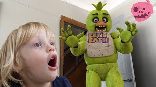 Download Real fnaf Chica vs kids Video