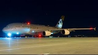 Download Etihad First Class (Apartments) - Abu Dhabi to Melbourne (EY 460) - Airbus A380-800 Video