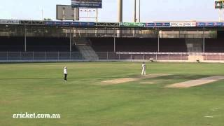 Download Pakistan A v Australia day two highlights Video
