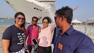 Download AG Vlogs Ep 21   MSC Splendida Cruise Tour   Amritha Suresh   Abhirami Suresh   Video