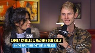 Download Camila Cabello and Machine Gun Kelly on Meeting in Person Video